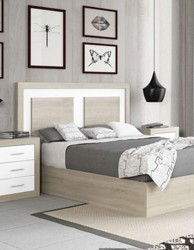 Dormitorio de matrimonio Dakar