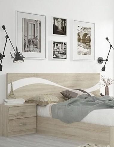 Dormitorio de matrimonio Dunas Cambrian