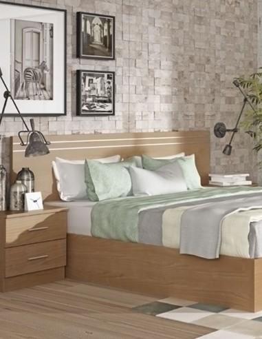 Dormitorio de matrimonio Tirilla