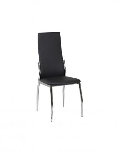 Pack de 4 sillas de comedor tapizadas...