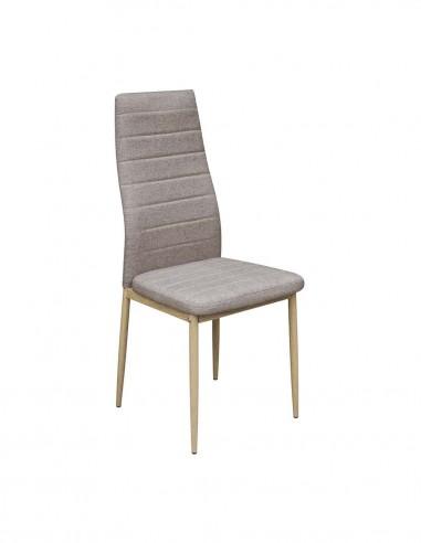Pack de 4 sillas de comedor con patas...