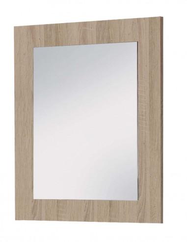 Espejo de colgar de 90 x 70 cm. en Kit